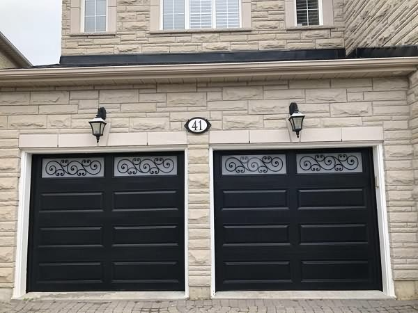 Sectional-Garage-ụzọ