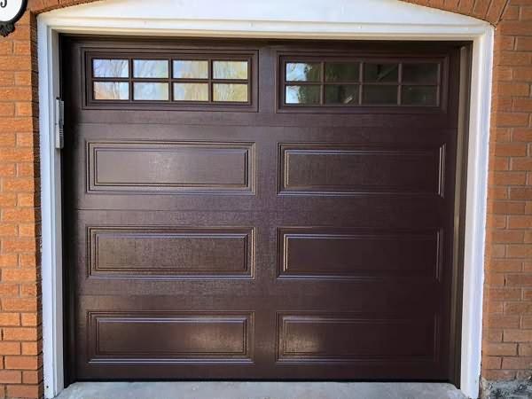 Long Cassette Style Garage Doors