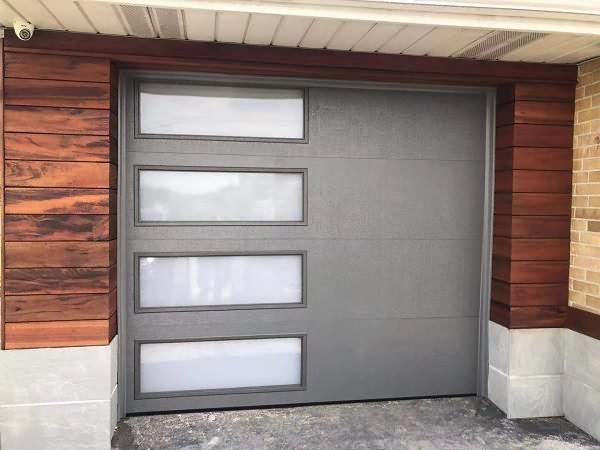 Flush Style Garage Doors