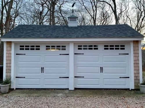 Model 5000 Long Cassette Style Garage Doors