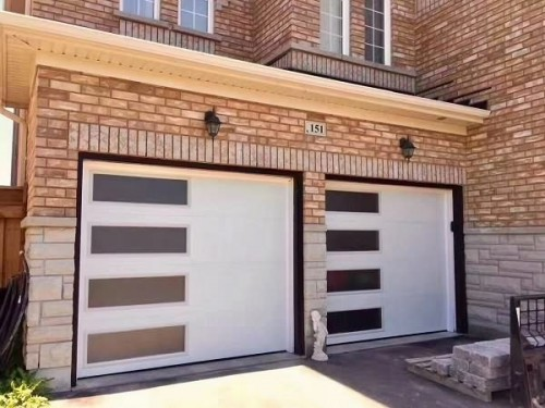 Model 5000 Flush Style Garage Doors