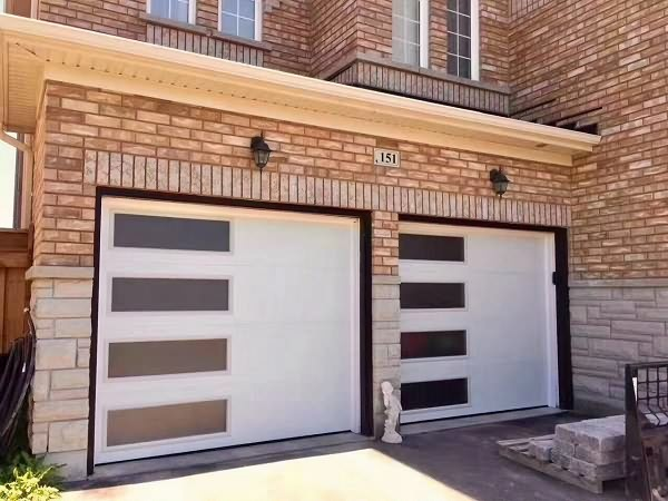 Flush Style Garage Doors