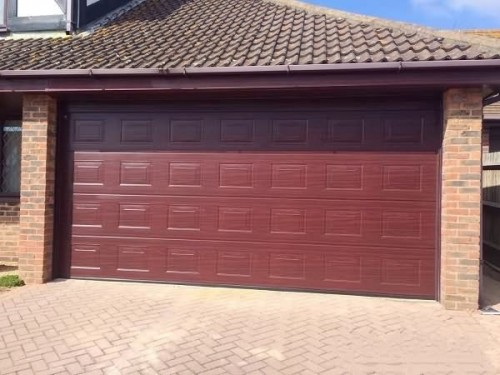 Model 5000 Short Cassette Style Garage Doors