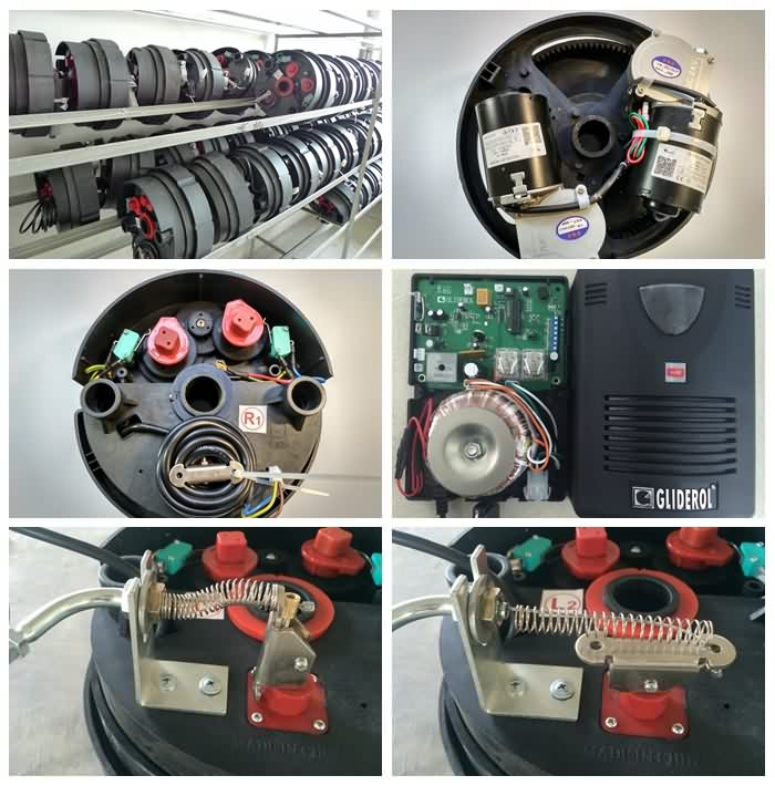 gliderol-dual-motor-nyumba ya sanaa