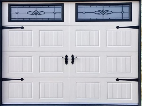 Model 5000 Short Carriage Style Garage Doors