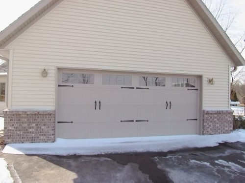 Residential Sectional Doors 09